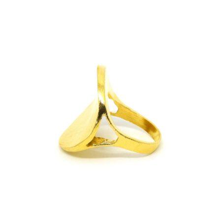 Anel Dourado - Aro 22