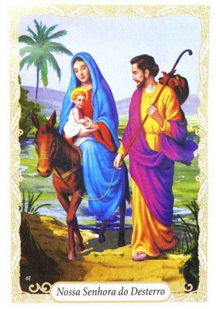 Escapulário Nossa Senhora do Desterro