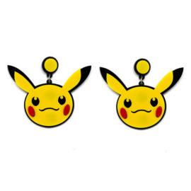 Brinco Pokemon em Acrílico
