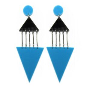 Brinco Linda Preto e Azul