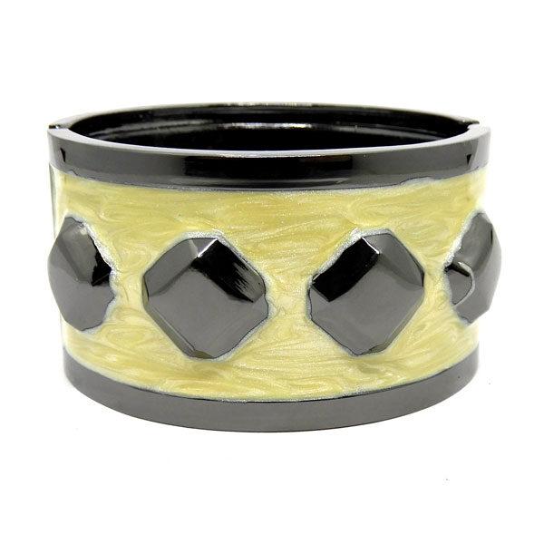 Bracelete Grafite e Mesclado