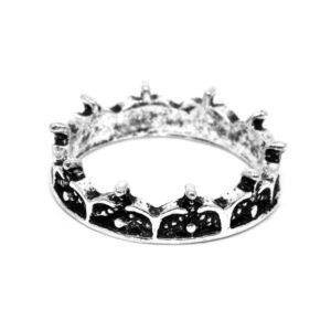 Anel Coroa de Prata Turca – ARO 16